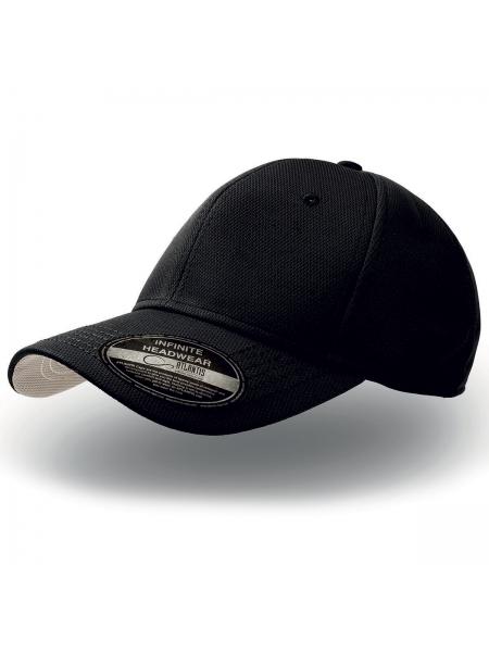 cappellino-birdie-a-6-pannelli-con-parasudore-elasticizzato-atlantis-black-grey.jpg