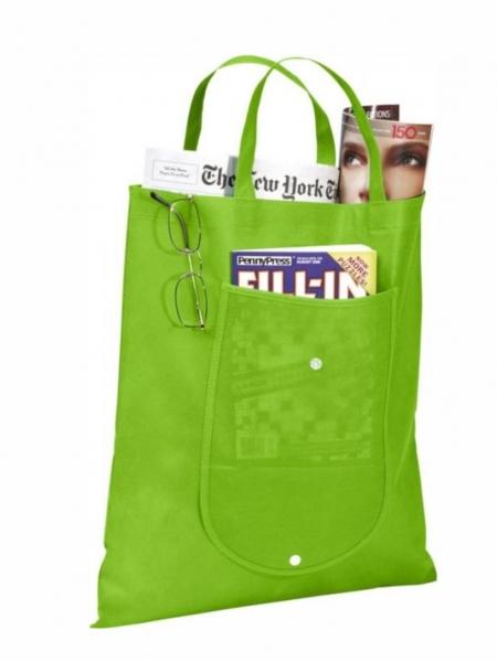 Shopper Richiudibili in Tnt Mapel