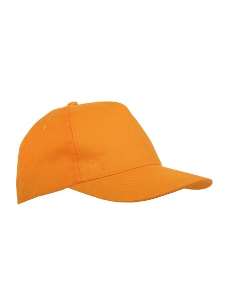 cappellino-5-pannelli-bambino-arancione.jpg