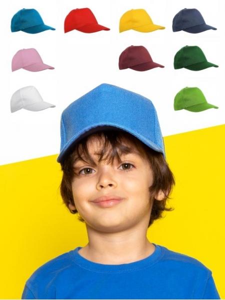 Cappellino di cotone per bambini