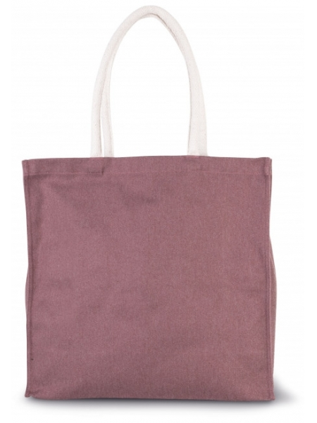 Shopper capiente Ki-Mood in policotone 38x40x15 - 370 gr