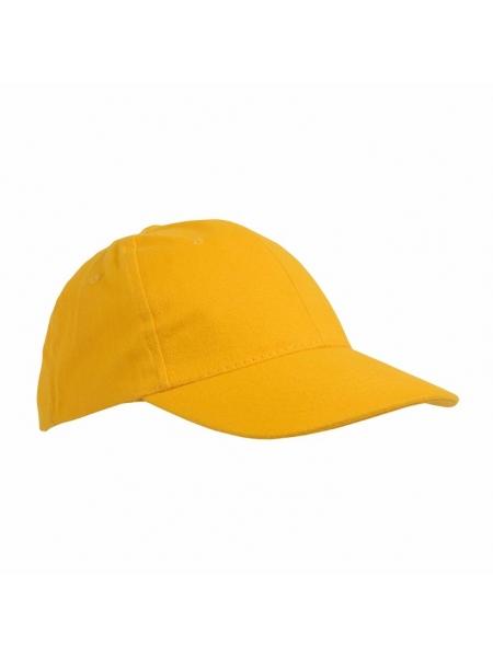 Cappellino in cotone pesante 6 Pannelli
