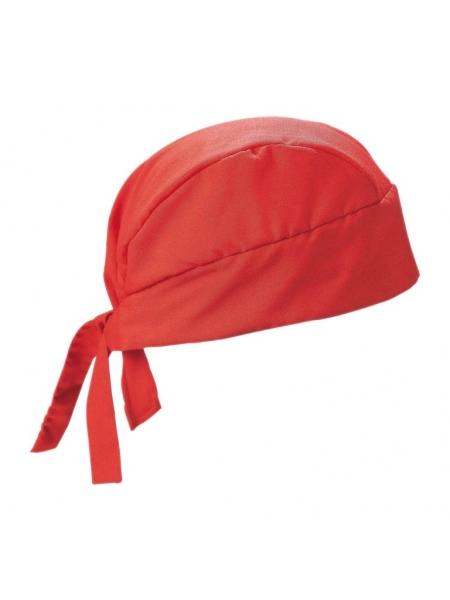 Bandana cappellino con lacci Mixel