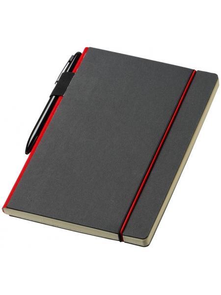 Block notes con dorso colorato JOURNALBOOKS cm.14,1x20,4x1,1 - 80 fogli a righe