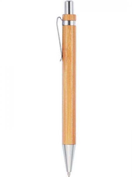 Penna in bambù naturale Panda