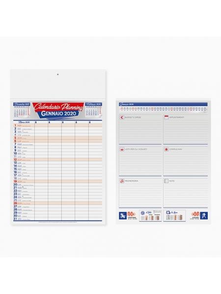 Calendario Mensile Olandese Memo cm. 29x47