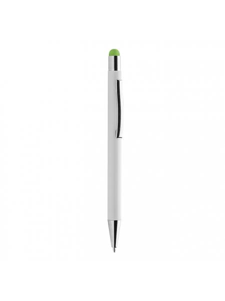 P_e_Penne-a-sfera-in-metallo-White-con-gommino-per-touch-screen-Verde-Lime.jpg