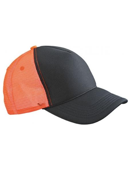 C_a_Cappellini-5-pannelli-e-cordino-sulla-visiera-Myrtle-Beach-Black-Neon-Orange_3.jpg