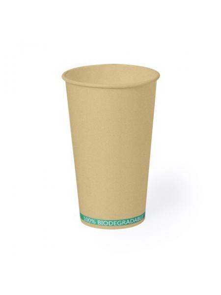 Bicchieri Bio Swing in materiale compostabile biodegradabile