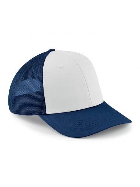 Cappellini Snapback a 6 pannelli visiera precurvata Beechfield