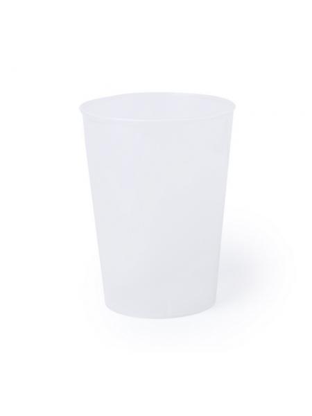 Bicchieri Bio Poser in materiale compostabile biodegradabile