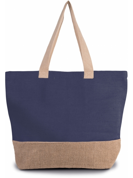 shopper-borse-ki-mood-in-juta-e-cotone-500-gr-con-base-a-contrasto-manici-lunghi-52x40x16-cm-patriot blue-natural.jpg